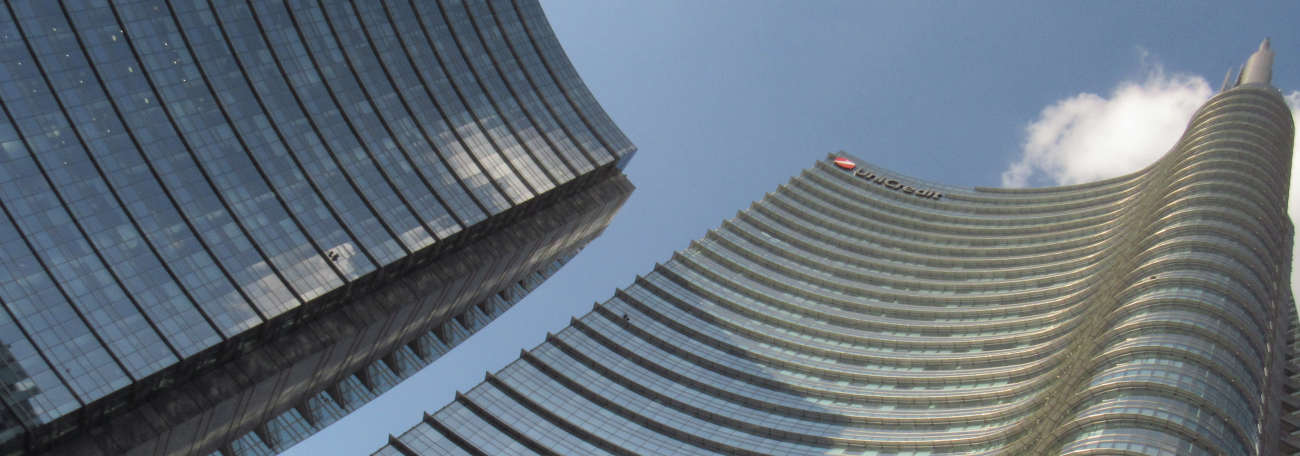 Torre Gae Aulenti Banca Unicredit